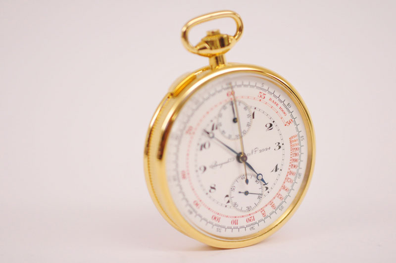 Pocket watch Breguet
