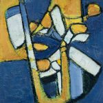 Artrust_Carl_Walter_Liner_Composition_Blu_White_Yellow