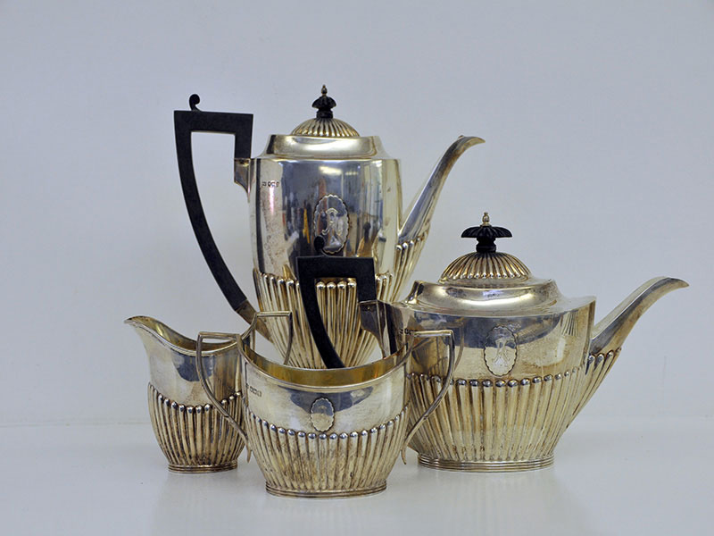 Sheffield Tea set